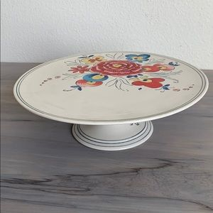 Anthropologie cake stand